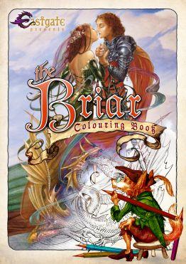 Briar Colouring Book (BCB1)