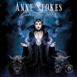 Anne Stokes 2022 General Art Calendar