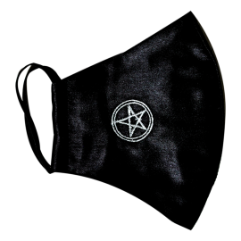 Pentacle Face Mask