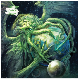 Eddie Sharam Cthulhu Rising 1000 Piece Jigsaw Puzzle - Sorry, SOLD OUT