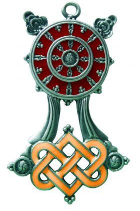 Buddhist Wheel (BD2s)