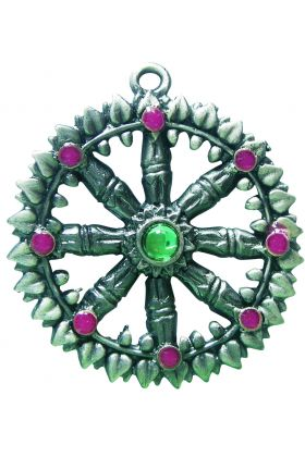 Dharma Wheel (BD9)