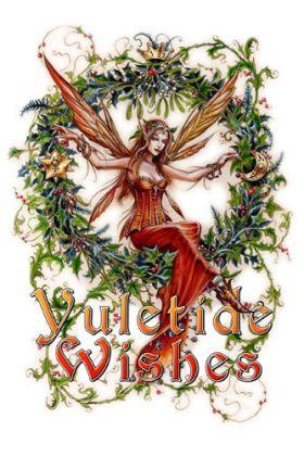 Mistletoe Fairy (BY13)