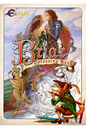 Briar Colouring Book (BCB1)