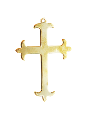 Celtic Cross - Magickal Charm (D89)