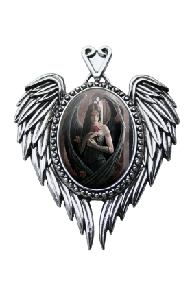 Angel Rose Cameo (EC13)