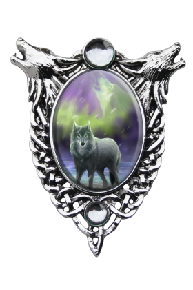 Aura Wolf Cameo (EC8)