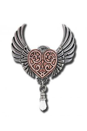 Valkyrie Heart Pendant (EN1)