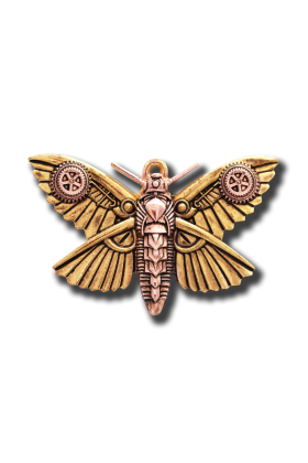 Magradore's Moth Pendant (EN4)
