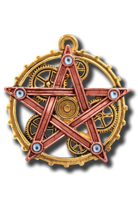 Penta Meridia Pendant (EN7)