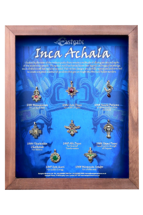 Inca Achala Display Case (IADB)