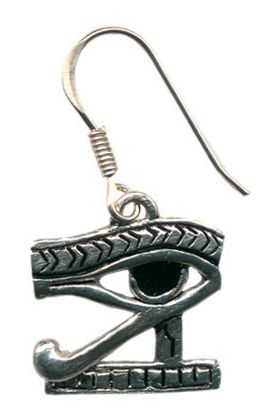 Eye of Horus Earrings (JA7)
