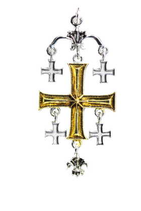 Jerusalem Cross (KT9)