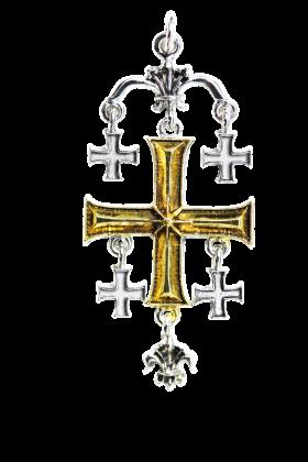 Jerusalem Cross (KT9)