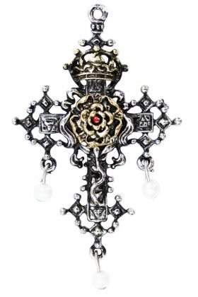 Hampton Court Rosy Cross (LT03)