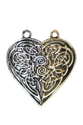 Tristan & Iseult Love Token Pair (LT13)