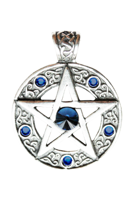 Celtic Pentagram (MD13)