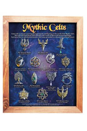 Mythic Celts Display Board (MYDB)