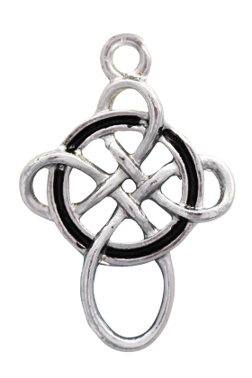 Celtic Knot Cross (P04)
