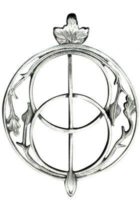 Chalice Well of Glastonbury - Symbol Magic (P378)