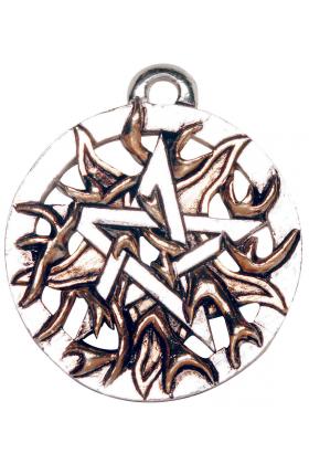 Fire Pentagram (PR9)