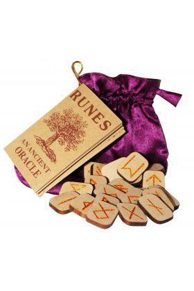 Rune Set Wooden (RS)