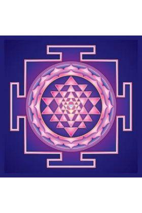 Sri Yantra - Shamana Cards (SH08)
