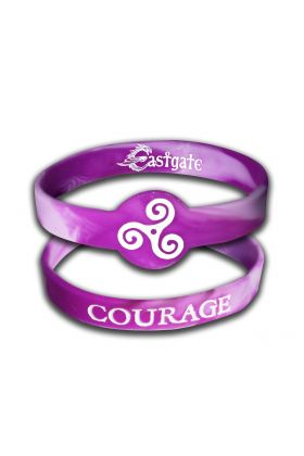 Courage Charm Band x5 (SWB1)