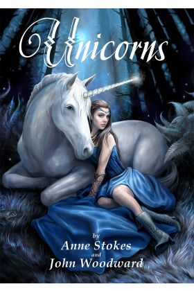 Anne Stokes Unicorns Book UNIB001