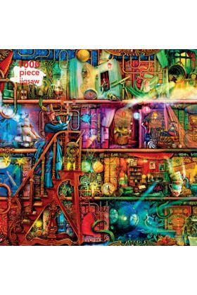 Aimee Stewart Fantastic Voyage 1000 Piece Jigsaw Puzzle - VERY POPULAR.