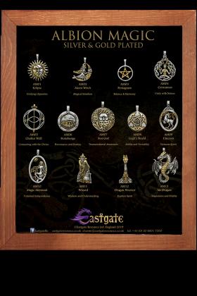 Albion Magic Display Board