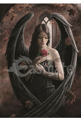 Angel Rose by Anne Stokes (ART38)