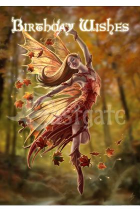 Autumn Fairy (AN20)