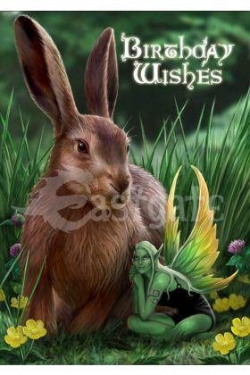 Hare & Sprite (AN21)