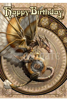 Clockwork Dragon (AN53)