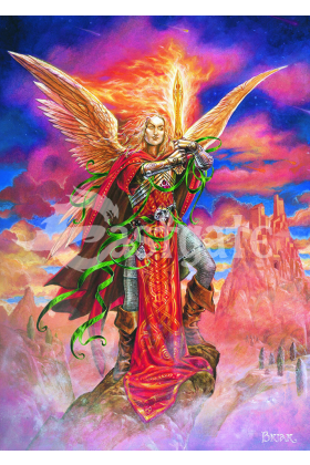 Archangel Michael by Briar (ART14)