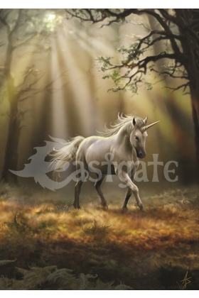 Glimpse of a Unicorn by Anne Stokes (ART37)