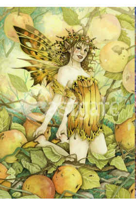 Avalon's Gold by Linda Ravenscroft (ART42)