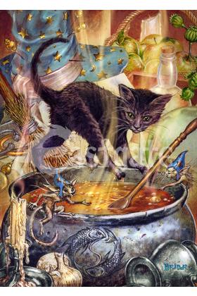 Cauldron Capers by Briar (ART50)