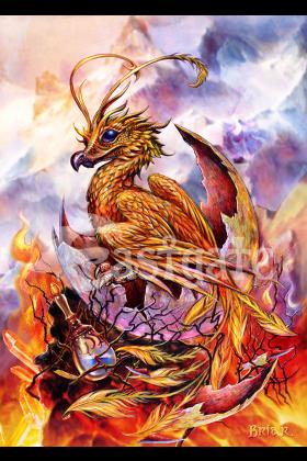 Phoenix by Briar (ART51)