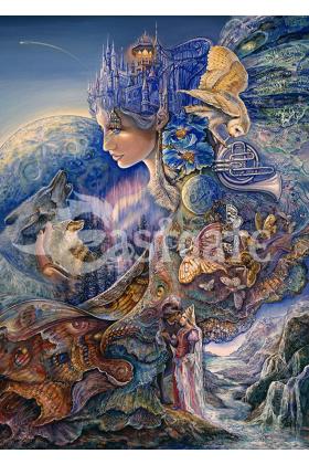 Once in a Blue Moon by Jo Wall (ART55)