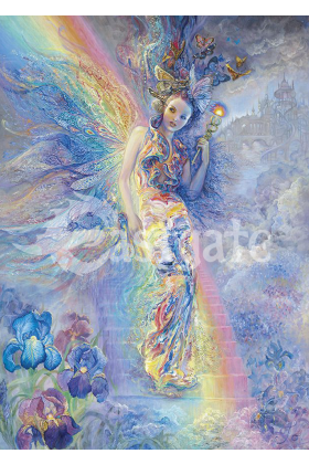 Iris, Keeper of the Rainbow by Jo Wall (ART57)