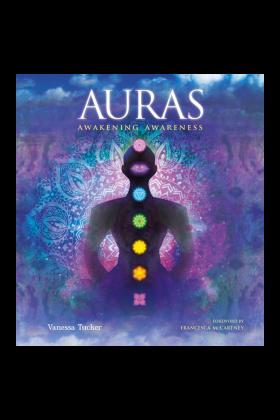 Auras: Awakening Awareness Hardback Book