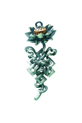 Lotus Knot (BD16s)
