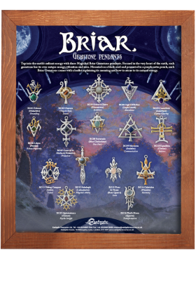 Briar Gemstones Display Board (BGDB)