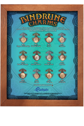 Briar Bindrune Display Board