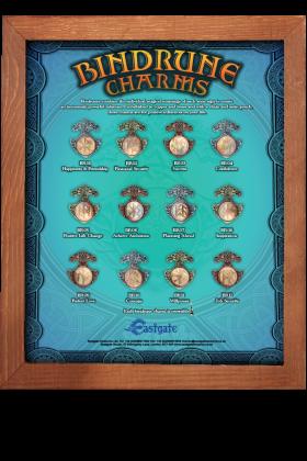 Briar Bindrune Display Board