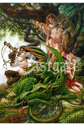 Let Sleeping Dragons Lay (BM37)