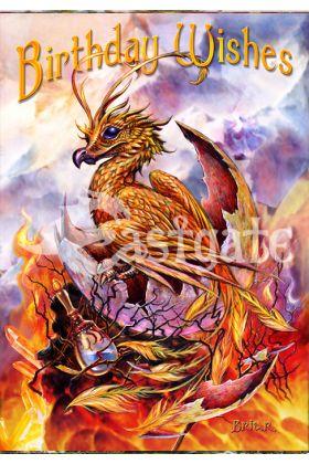 Birthday Phoenix (BM51)