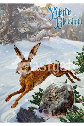 Midwinter Rune Hare (BY23)